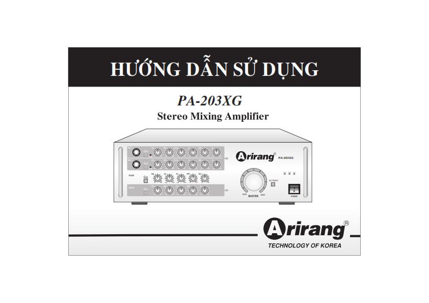 huong-dan-su-dung-Amply-Arirang-HDSD_SPA-203 XG_001.png