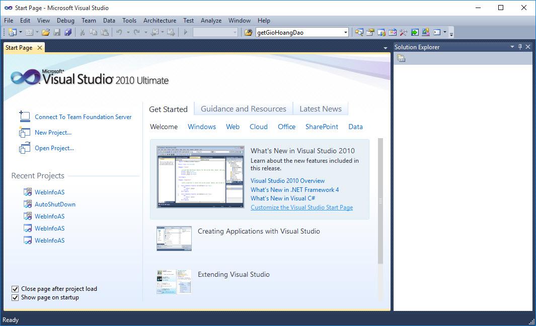 download visual studio 2013 full + key - 1 link duy nhất