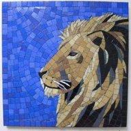 Rubi mosaic