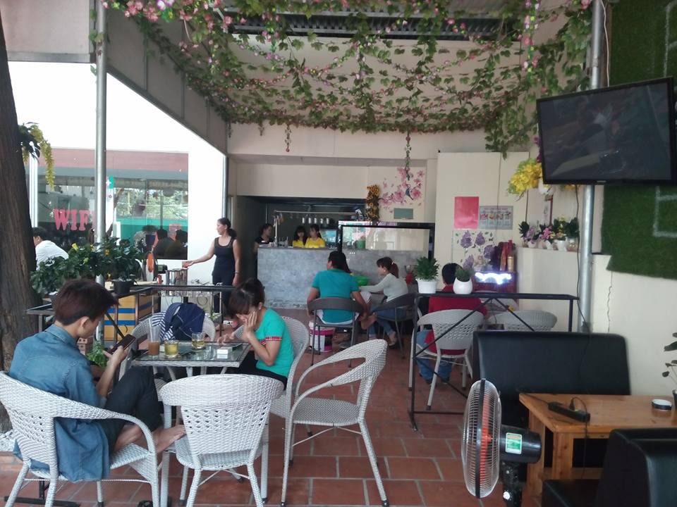 Cafe hạt nguyên chất Huỳnh Tấn Phát Quận 7