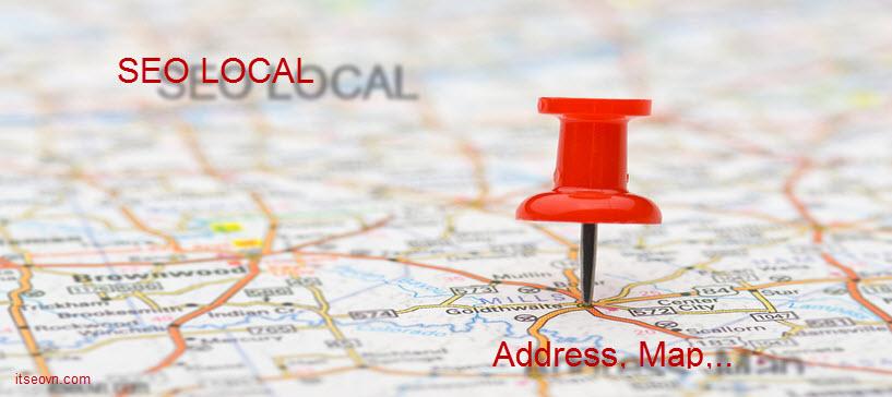 SEO local đưa địa điểm lên google Map