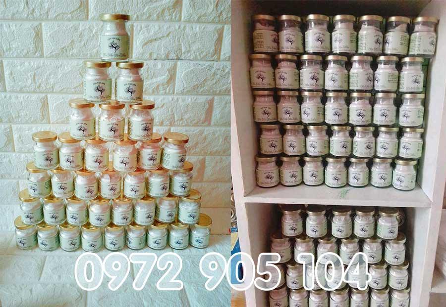 Sữa rửa mặt thảo mộc thiên nhiên Sang Sang trị mụn của Bảo Ngọc: 0972905104