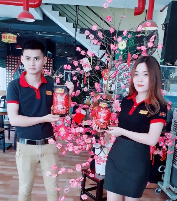 Giáo Viên đào tạo pha chế Barista Cafe đá xay - MC Trần Tuấn Tú