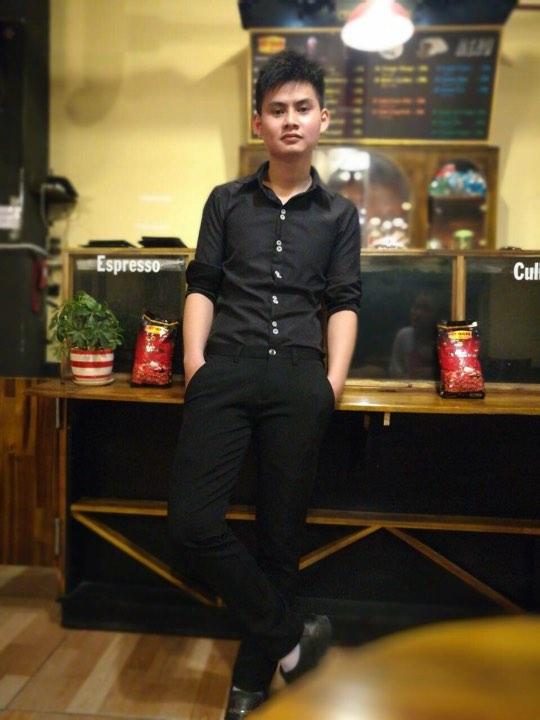 Giáo viên đào tạo pha chế Cafe - Trần Tuấn Tú