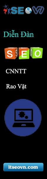 diễn đàn seo, cntt, rao vặt Việt Nam