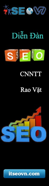 diễn đàn seo, cntt, rao vặt Việt Nam